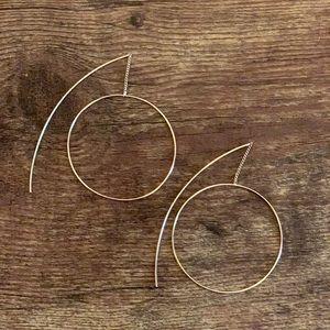 Jewelry - Hoop & Bar Earrings